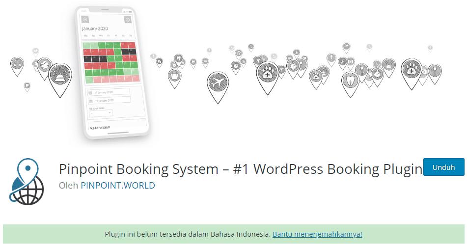 plugin booking wordpress