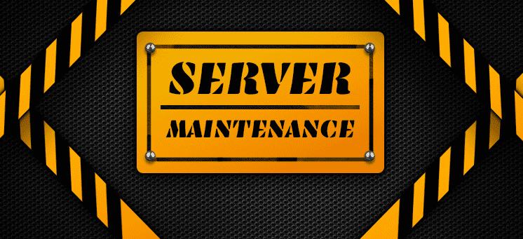penyebab website down