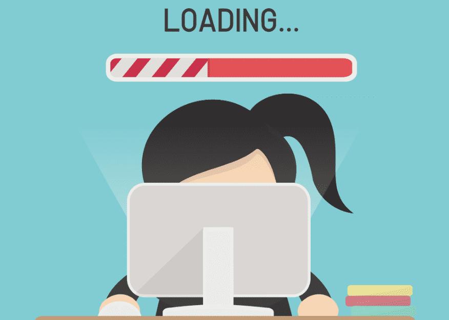 penyebab website lambat