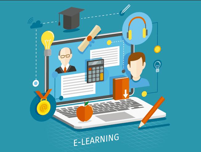 Website e-learning